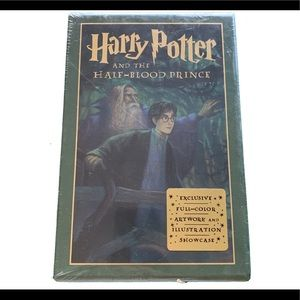 NEW Collectors Harry Potter Half Blood Prince